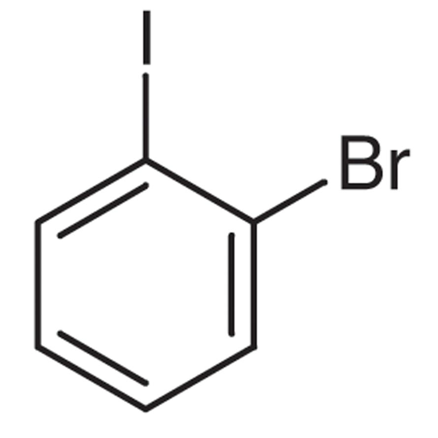 1-Bromo-2-iodobenzene (stabilized with Copper chip)
