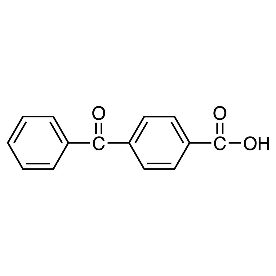 4-Benzoylbenzoic Acid