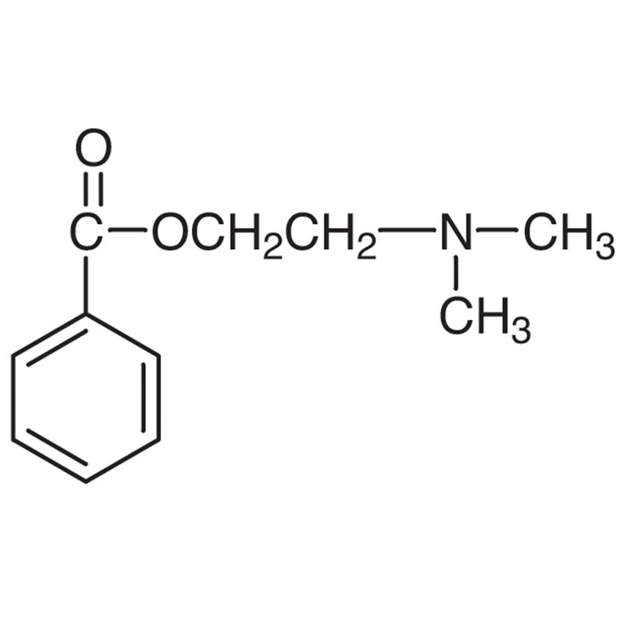 2-Dimethylaminoethyl Benzoate