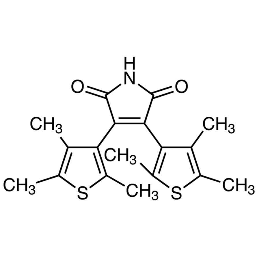 2,3-Bis(2,4,5-trimethyl-3-thienyl)maleimide