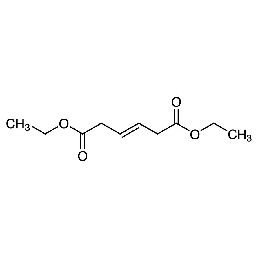Diethyl trans-3-Hexenedioate