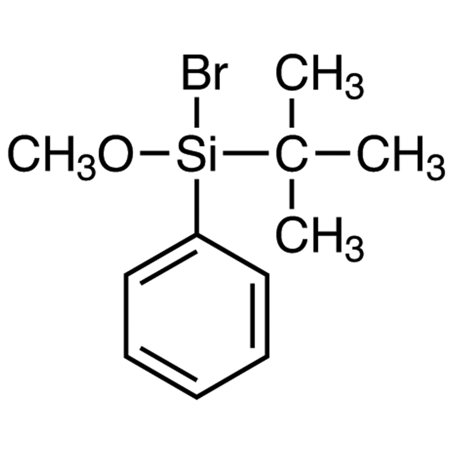 tert-Butylmethoxyphenylsilyl Bromide