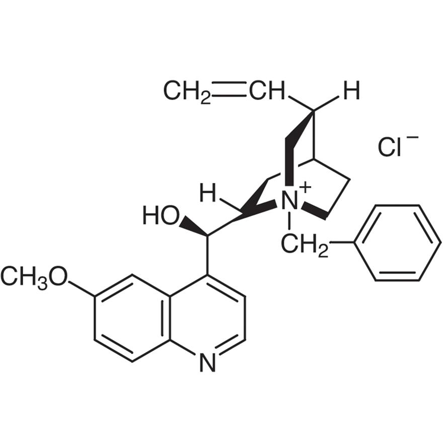 N-Benzylquininium Chloride [Chiral Phase-Transfer Catalyst]