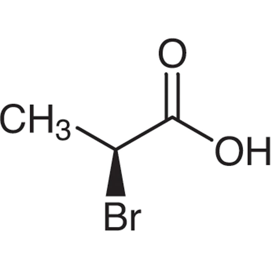 (S)-(-)-2-Bromopropionic Acid