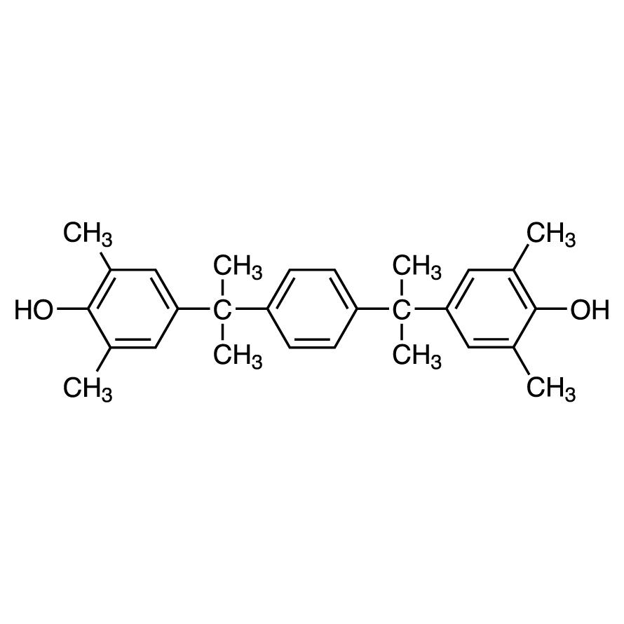 ,'-Bis(4-hydroxy-3,5-dimethylphenyl)-1,4-diisopropylbenzene