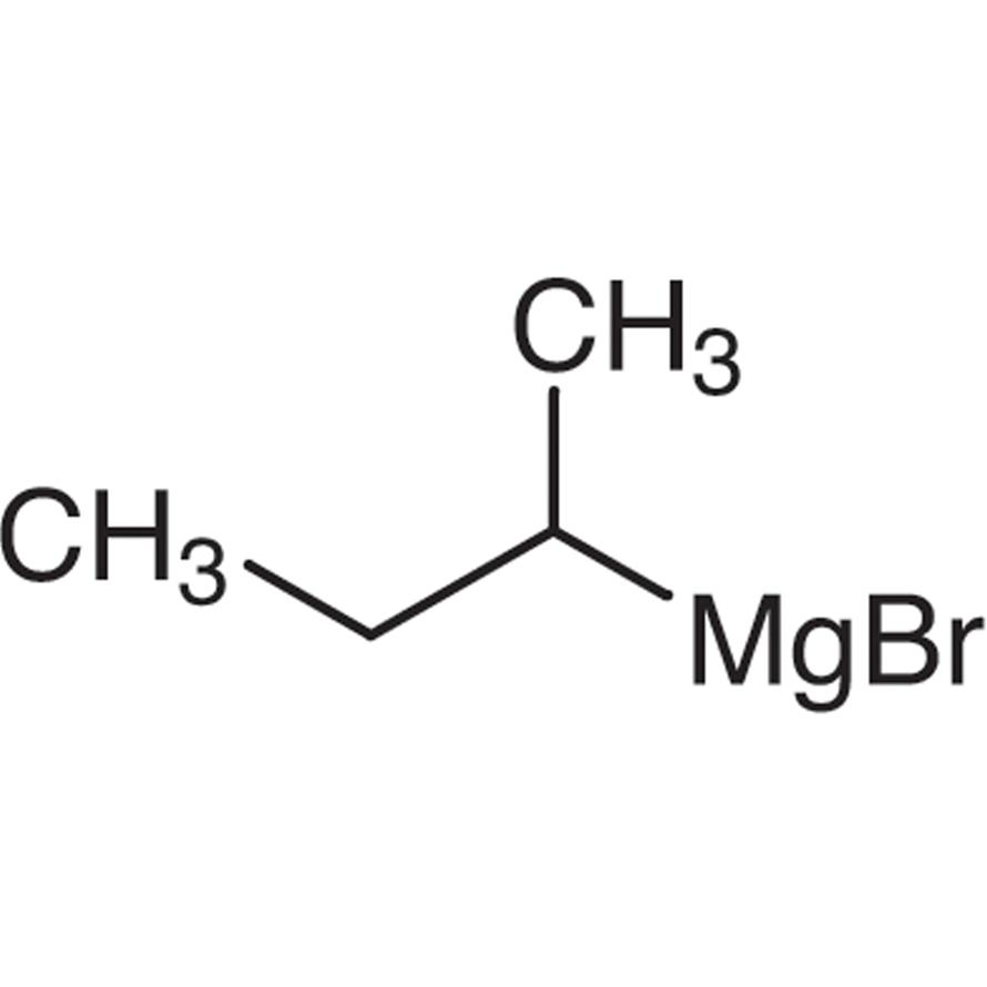 sec-Butylmagnesium Bromide (ca. 16% in Tetrahydrofuran, ca. 1mol/L)