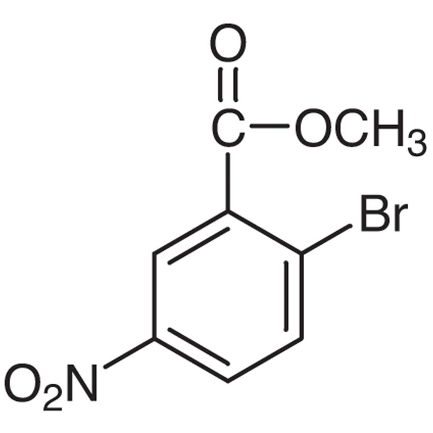 Methyl 2-Bromo-5-nitrobenzoate