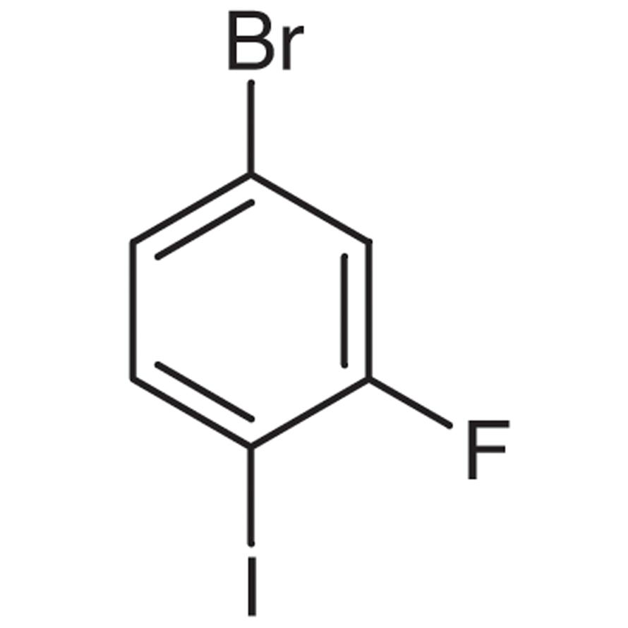 1-Bromo-3-fluoro-4-iodobenzene
