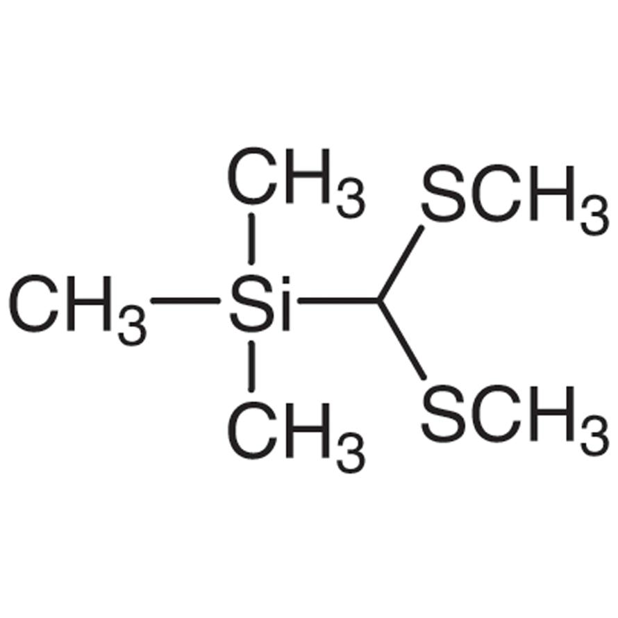 Bis(methylthio)(trimethylsilyl)methane