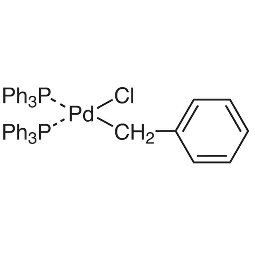 Benzylbis(triphenylphosphine)palladium(II) Chloride