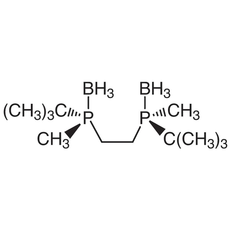 (S,S)-1,2-Bis[(tert-butyl)methylphosphino]ethane Bis(borane)