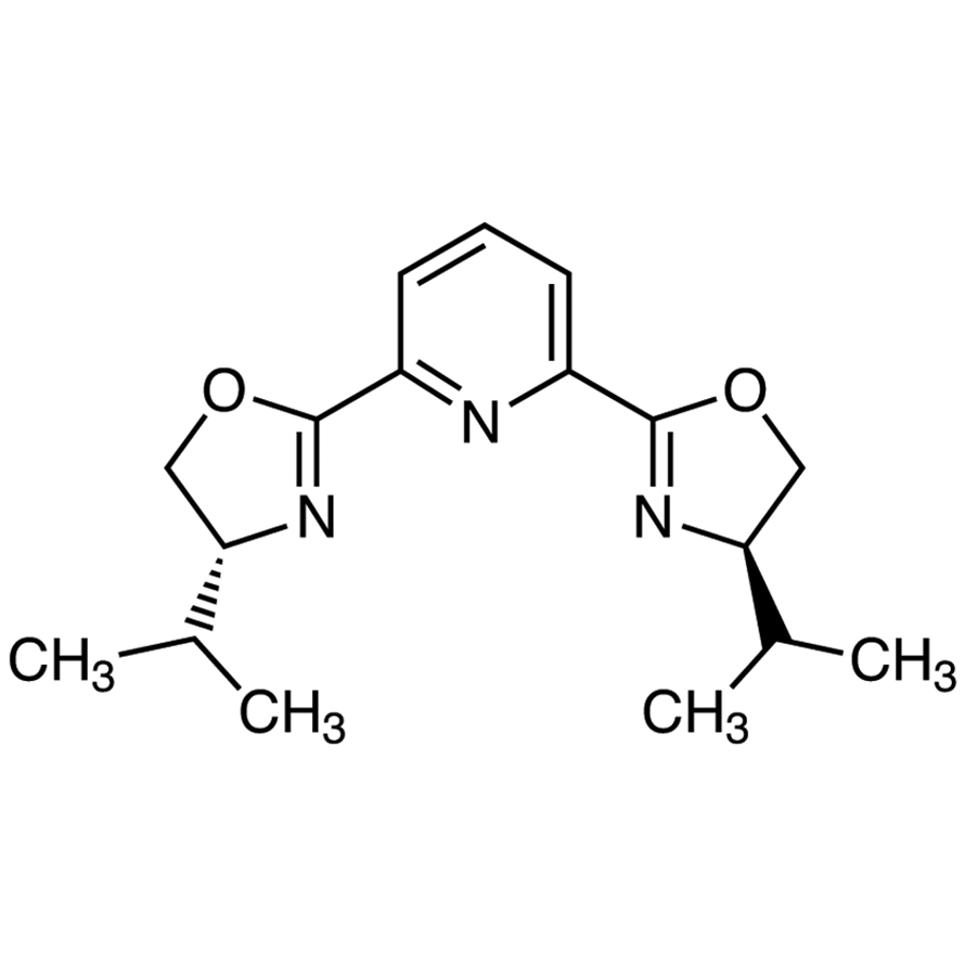 (R,R)-2,6-Bis(4-isopropyl-2-oxazolin-2-yl)pyridine
