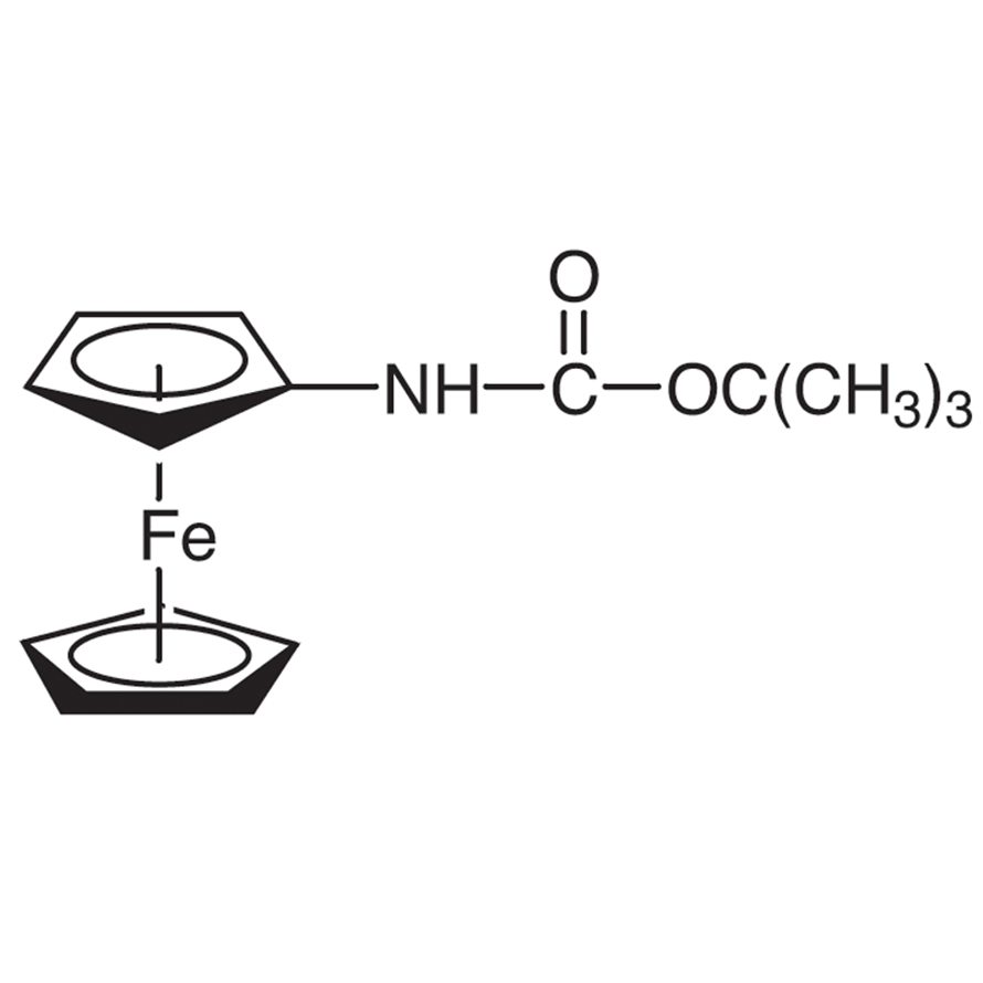 N-(tert-Butoxycarbonyl)aminoferrocene