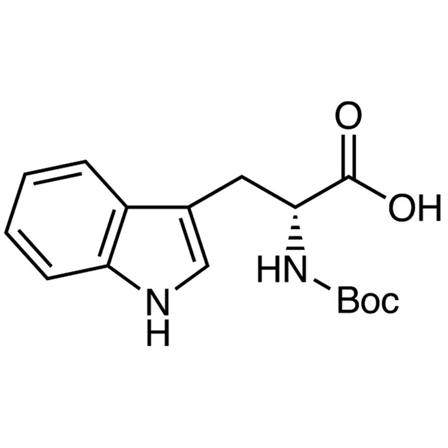 N-(tert-Butoxycarbonyl)-D-tryptophan