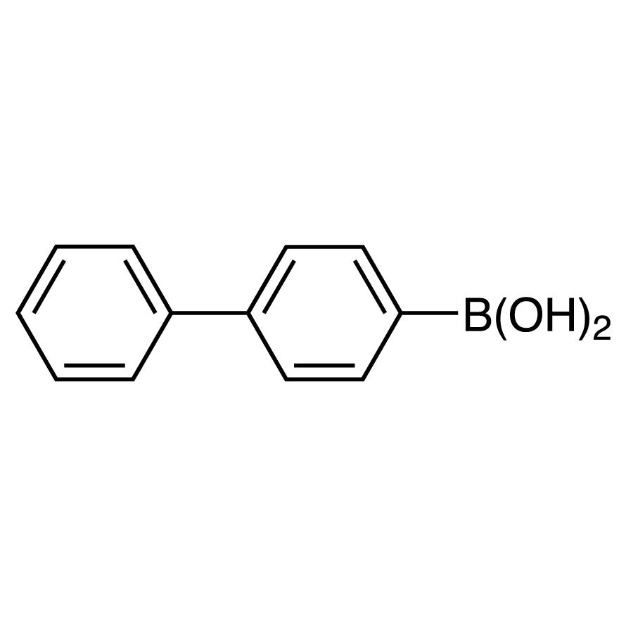 4-Biphenylboronic Acid (contains varying amounts of Anhydride)