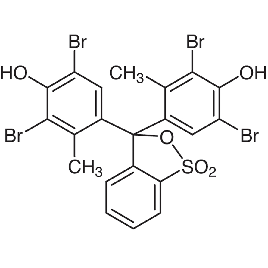 Bromocresol Green (contains NaOH) Ethanol Solution [for TLC Stain]