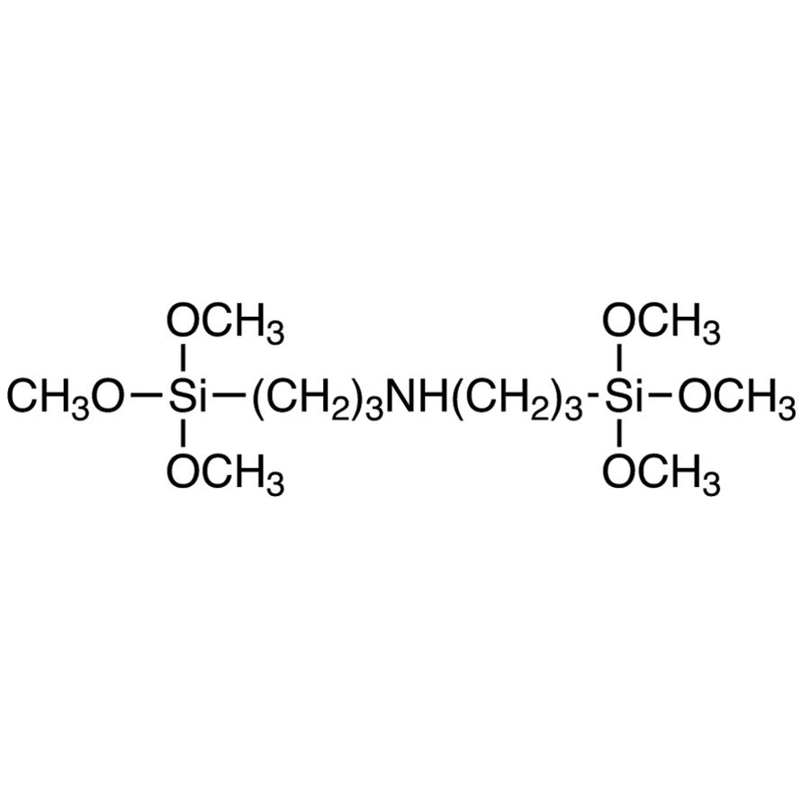Bis[3-(trimethoxysilyl)propyl]amine