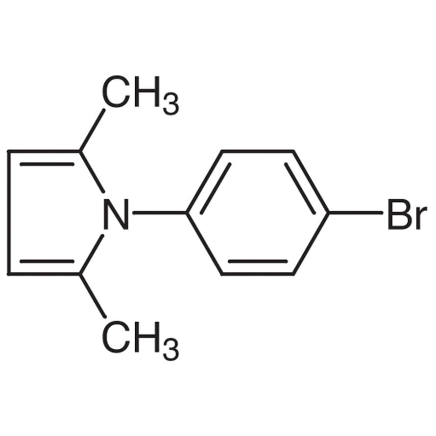 1-(4-Bromophenyl)-2,5-dimethylpyrrole