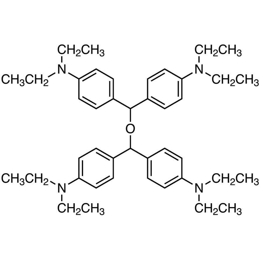 Bis[bis[4-(diethylamino)phenyl]methyl] Ether