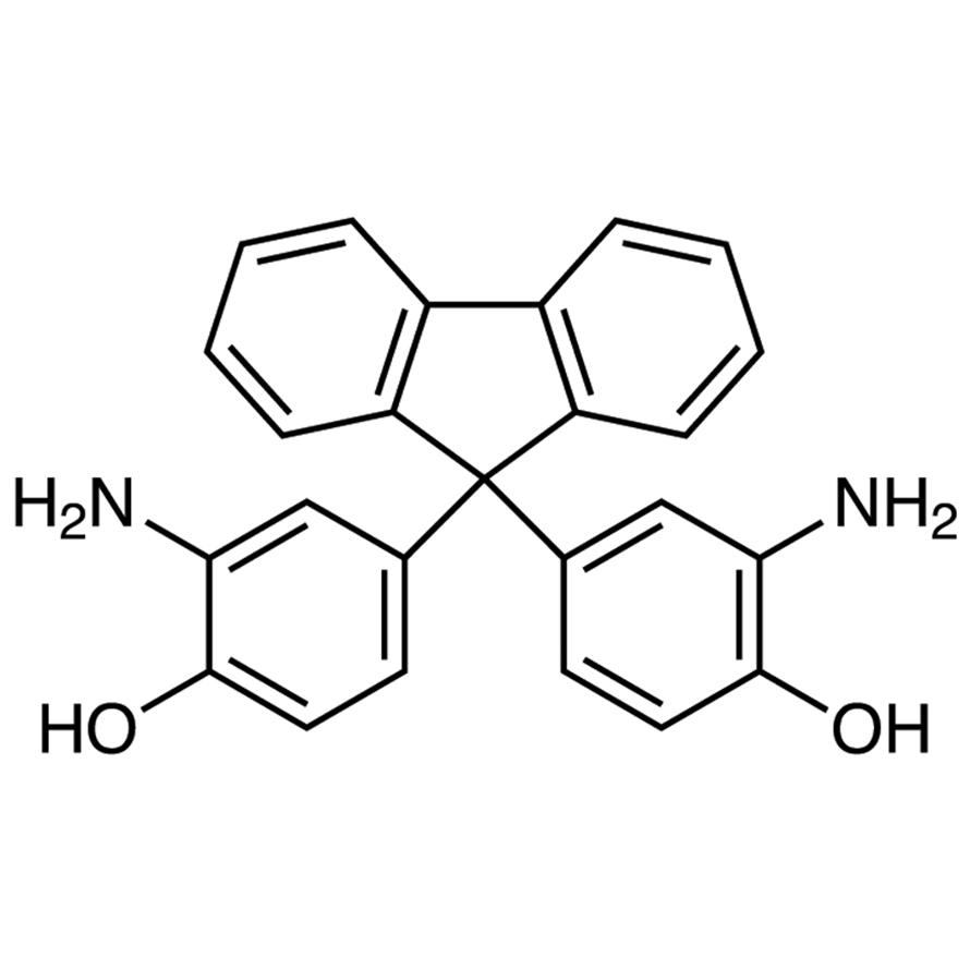 9,9-Bis(3-amino-4-hydroxyphenyl)fluorene