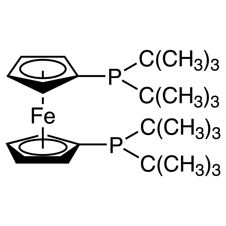 1,1'-Bis(di-tert-butylphosphino)ferrocene