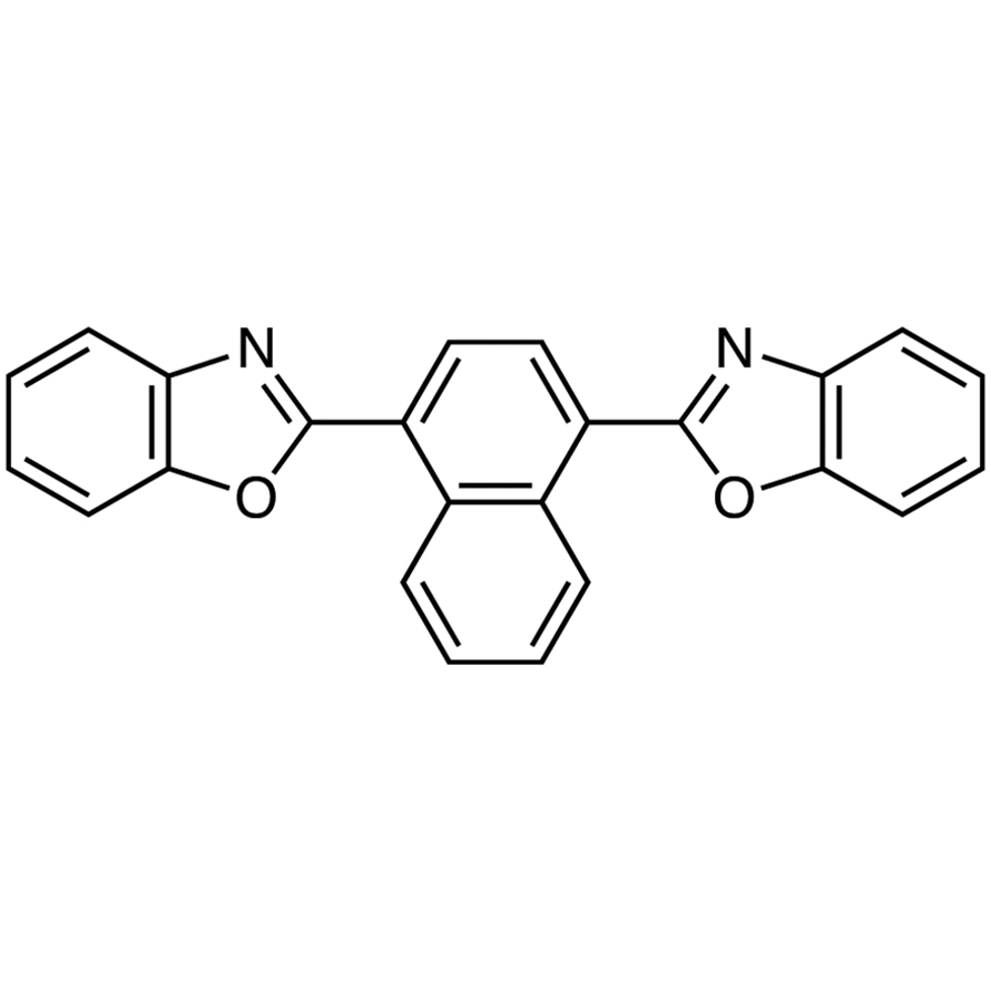 1,4-Bis(2-benzoxazolyl)naphthalene