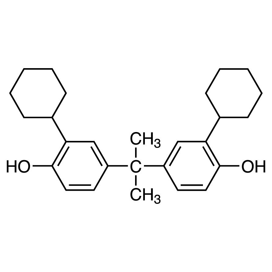 2,2-Bis(3-cyclohexyl-4-hydroxyphenyl)propane