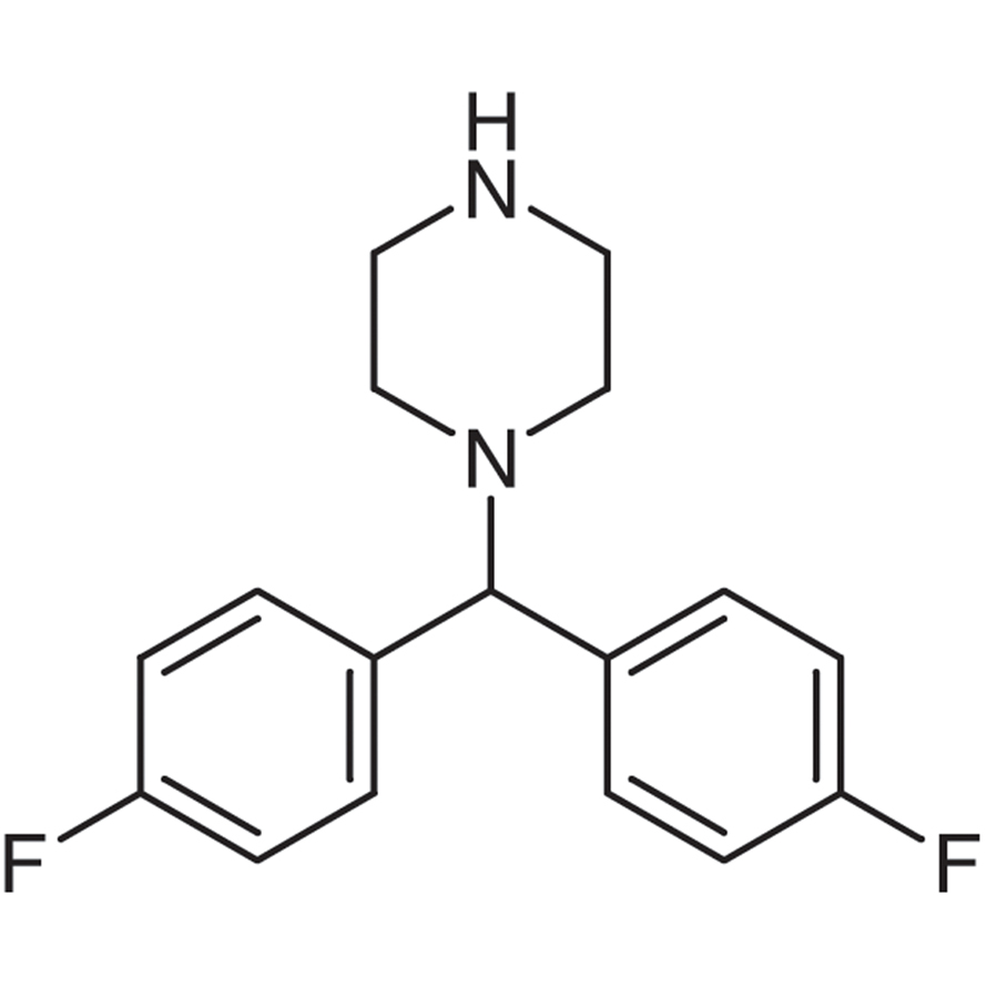 1-[Bis(4-fluorophenyl)methyl]piperazine