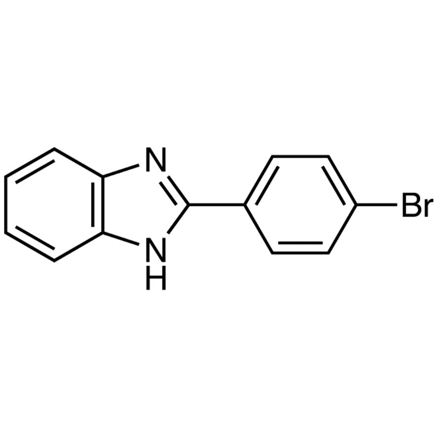 2-(4-Bromophenyl)benzimidazole