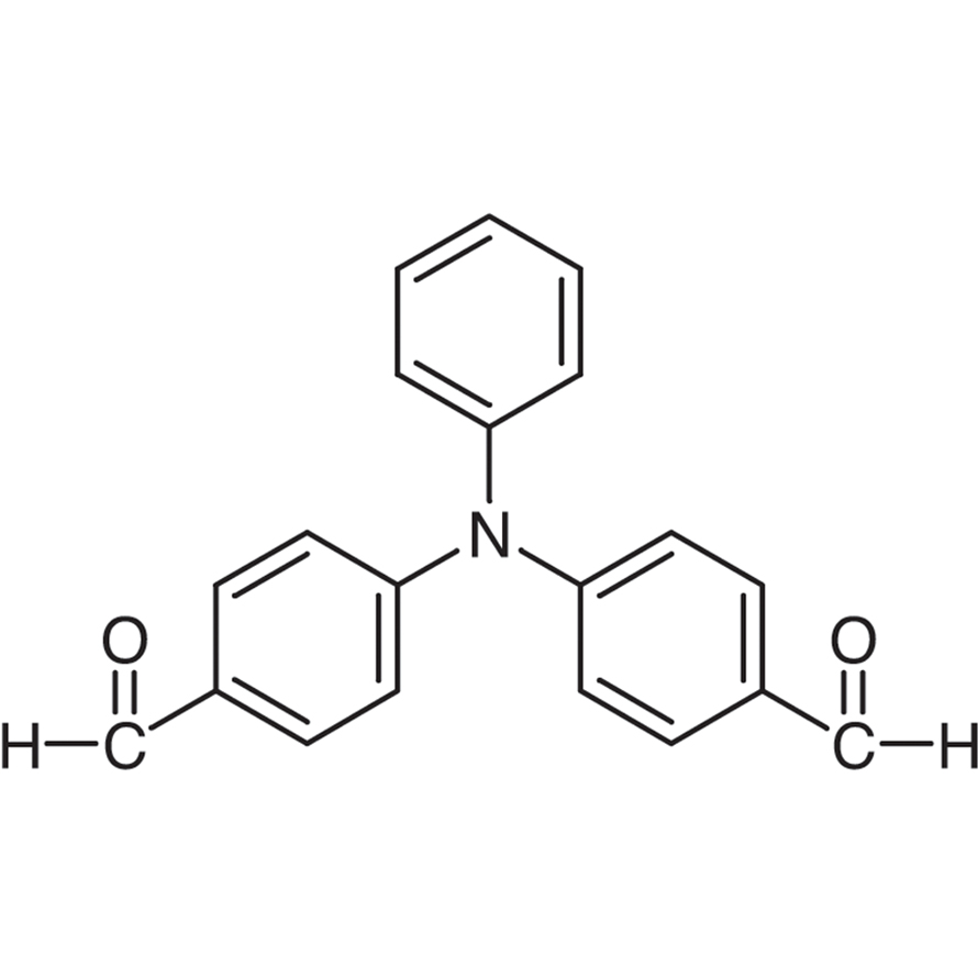 Bis(4-formylphenyl)phenylamine (purified by sublimation)