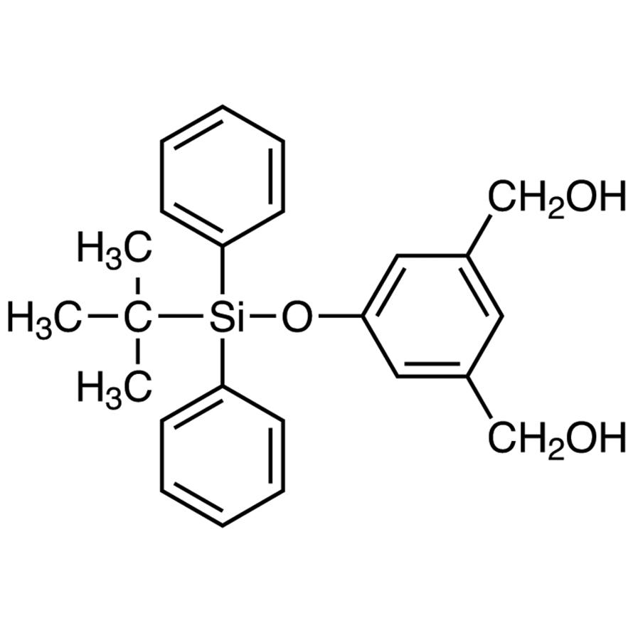 5-(tert-Butyldiphenylsilyloxy)-1,3-benzenedimethanol