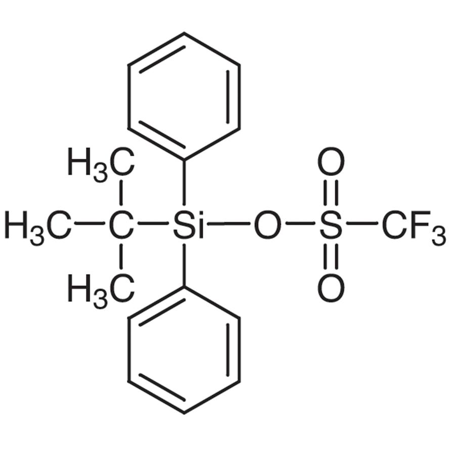 tert-Butyldiphenylsilyl Trifluoromethanesulfonate