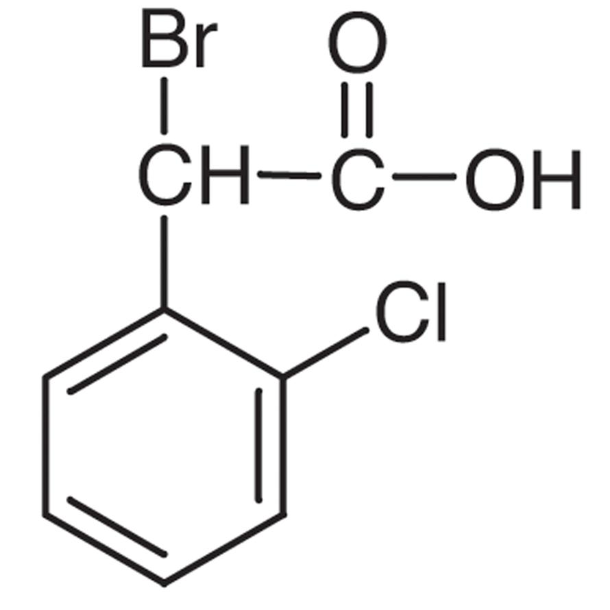 α-Bromo-2-chlorophenylacetic Acid