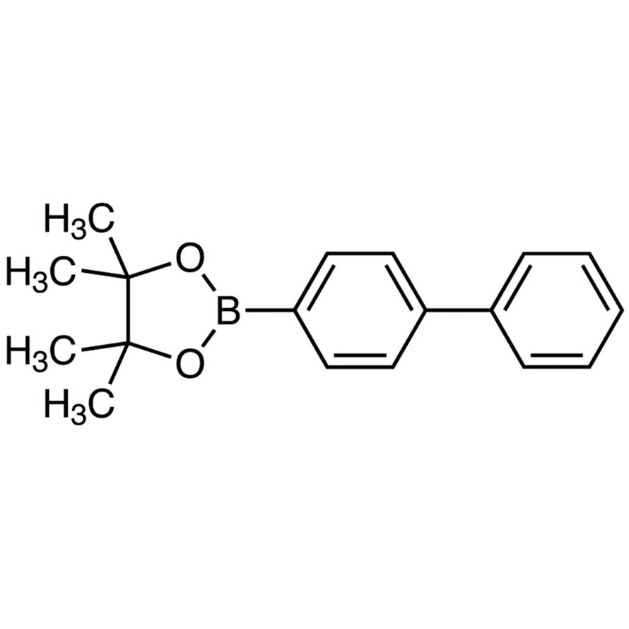 2-(4-Biphenylyl)-4,4,5,5-tetramethyl-1,3,2-dioxaborolane