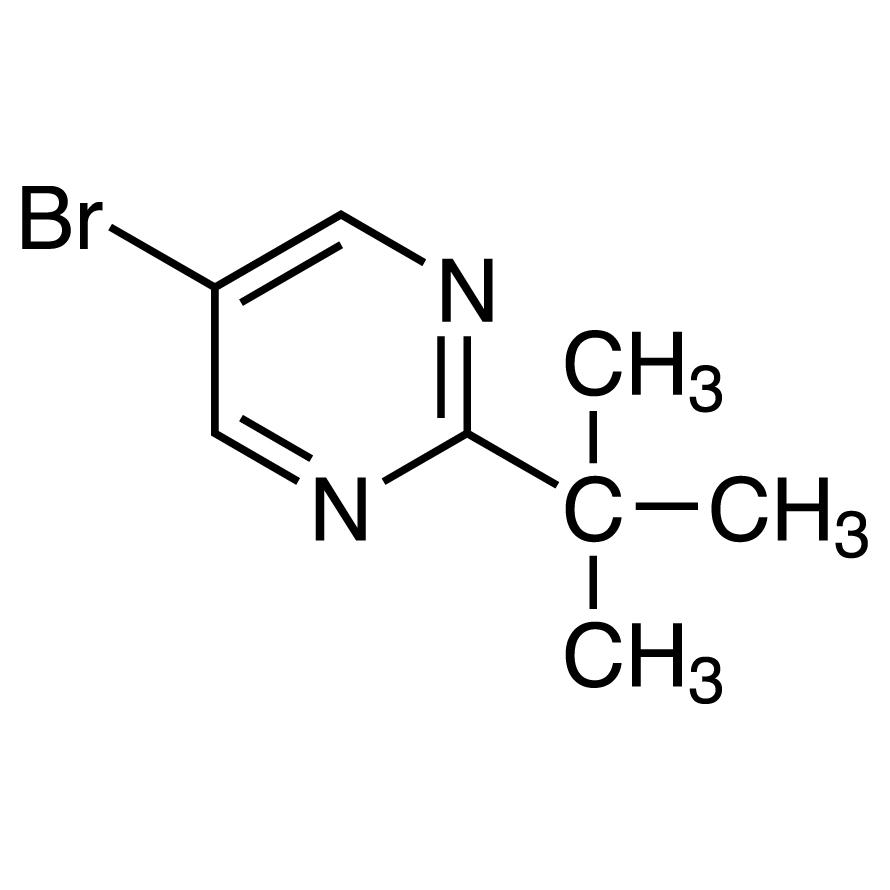 5-Bromo-2-tert-butylpyrimidine