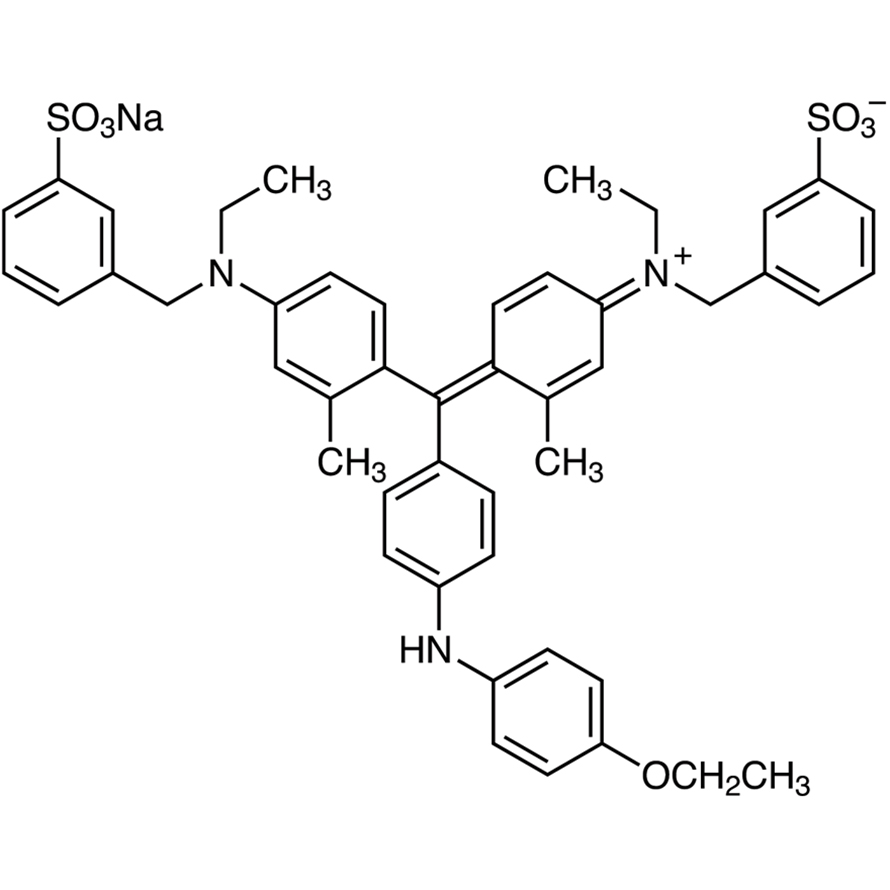 Coomassie Brilliant Blue G-250 [for Electrophoresis]