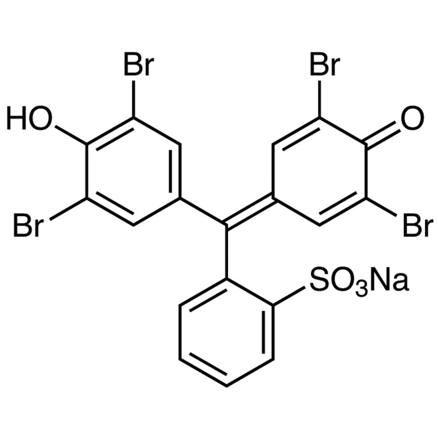 Bromophenol Blue Sodium Salt [for Electrophoresis]