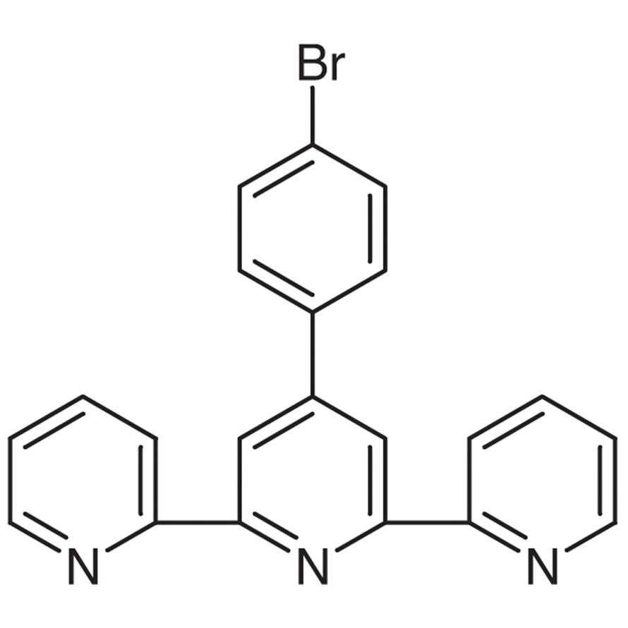 4'-(4-Bromophenyl)-2,2':6',2''-terpyridine