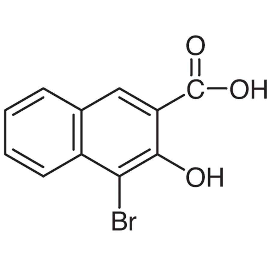 4-Bromo-3-hydroxy-2-naphthoic Acid