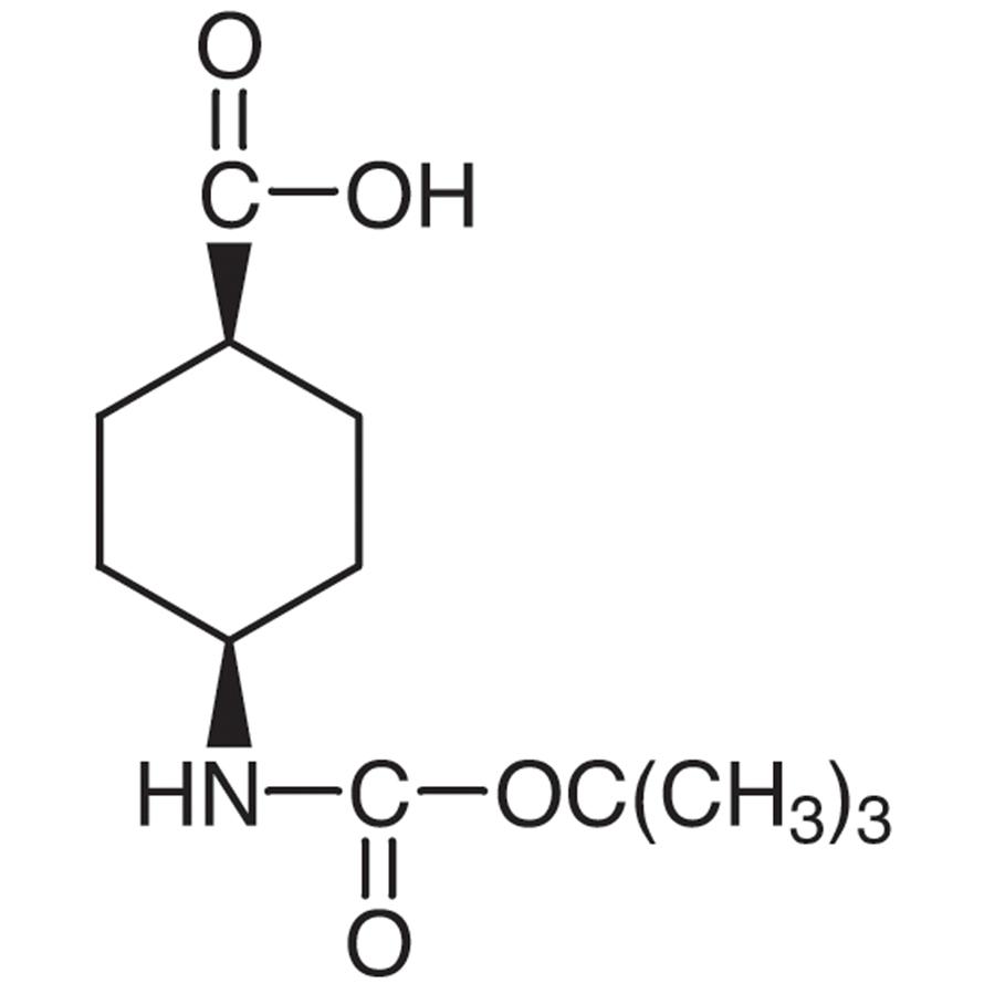 cis-4-(tert-Butoxycarbonylamino)cyclohexanecarboxylic Acid