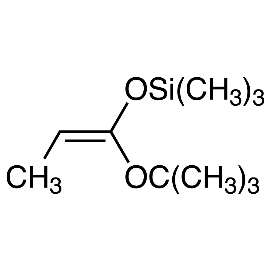 (1E)-1-tert-Butoxy-1-(trimethylsilyloxy)propene