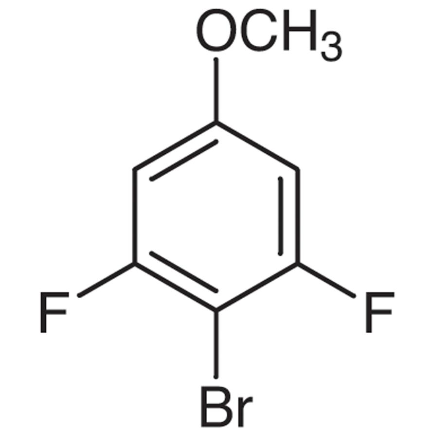 4-Bromo-3,5-difluoroanisole