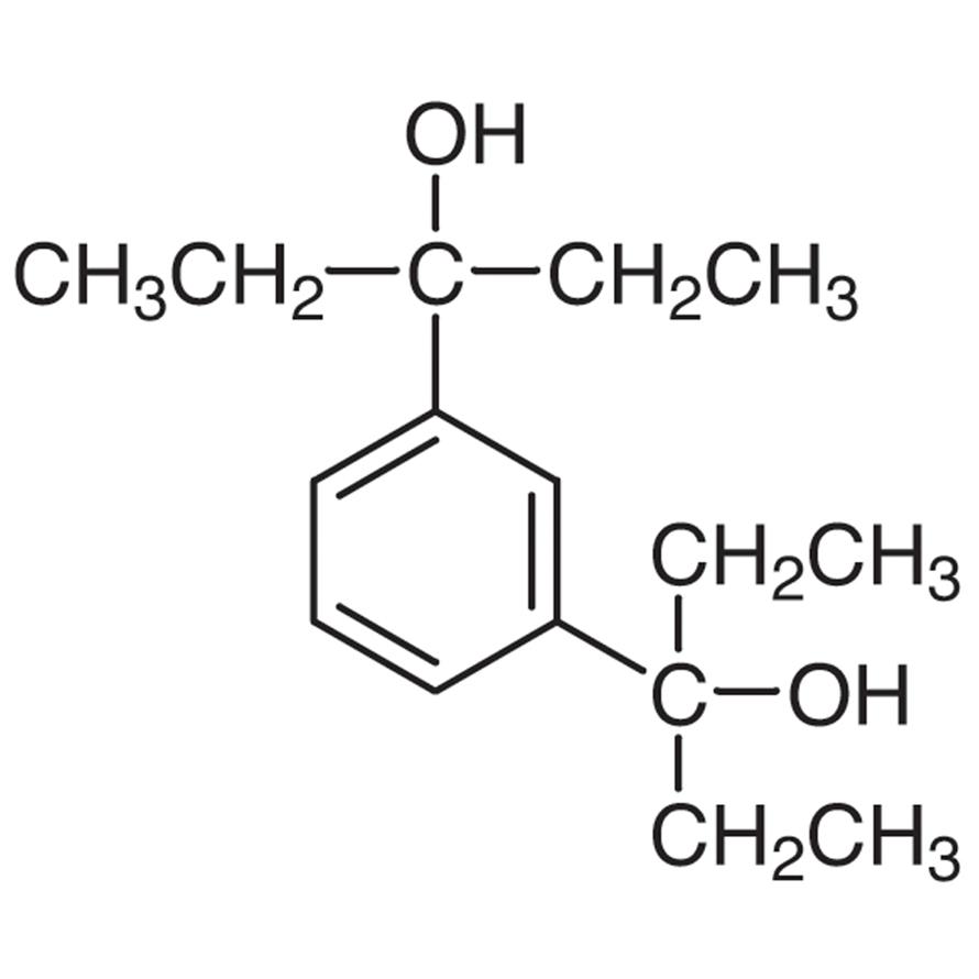 1,3-Bis(3-hydroxy-3-pentyl)benzene