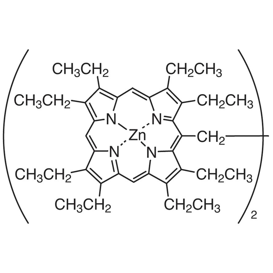 Bis(Zinc Porphyrin) (ca. 5µmol/L in Dichloromethane) [for CD Spectroscopy]