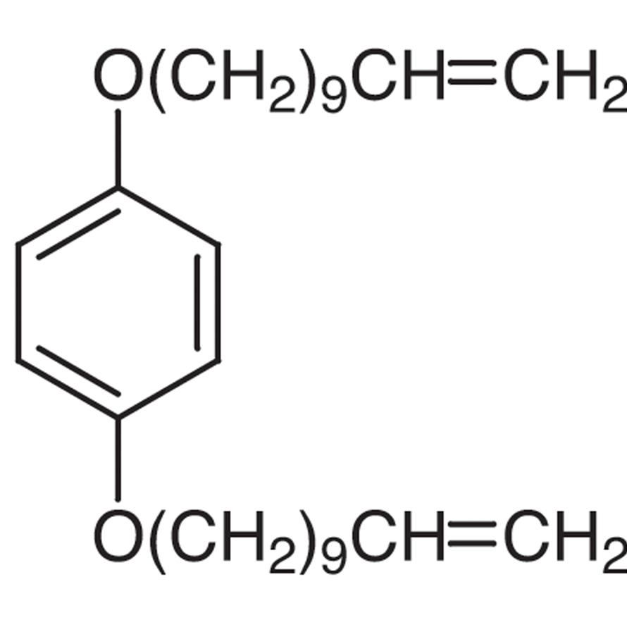 1,4-Bis(10-undecenyloxy)benzene