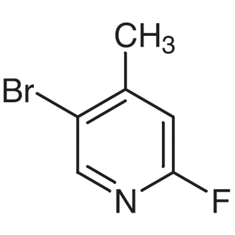 5-Bromo-2-fluoro-4-methylpyridine