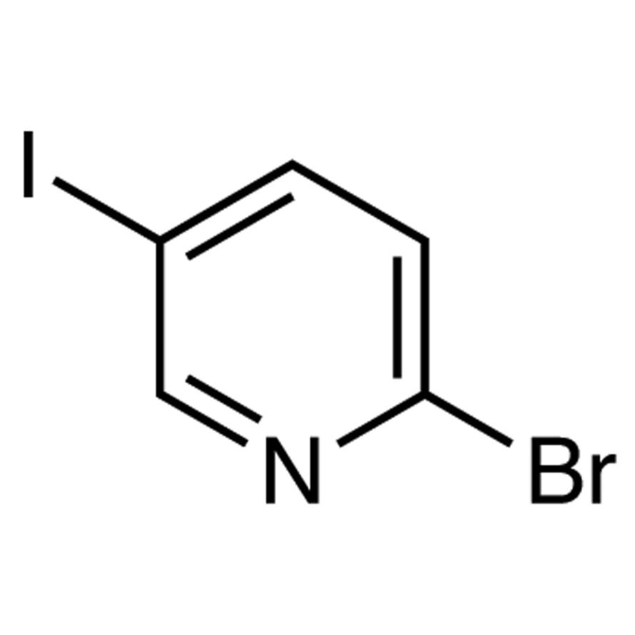 2-Bromo-5-iodopyridine