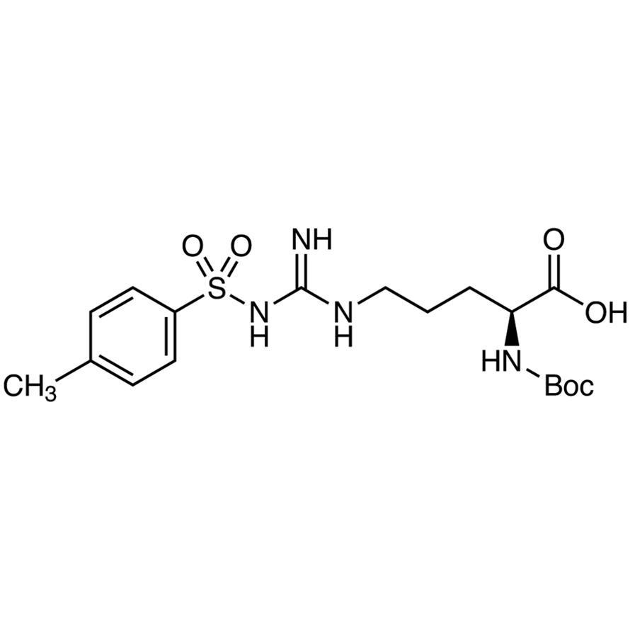 N-(tert-Butoxycarbonyl)-N-(p-toluenesulfonyl)-L-arginine
