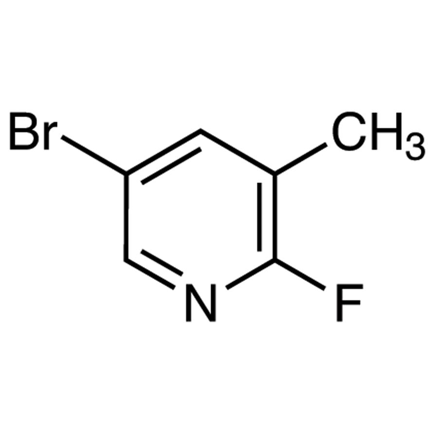 5-Bromo-2-fluoro-3-methylpyridine