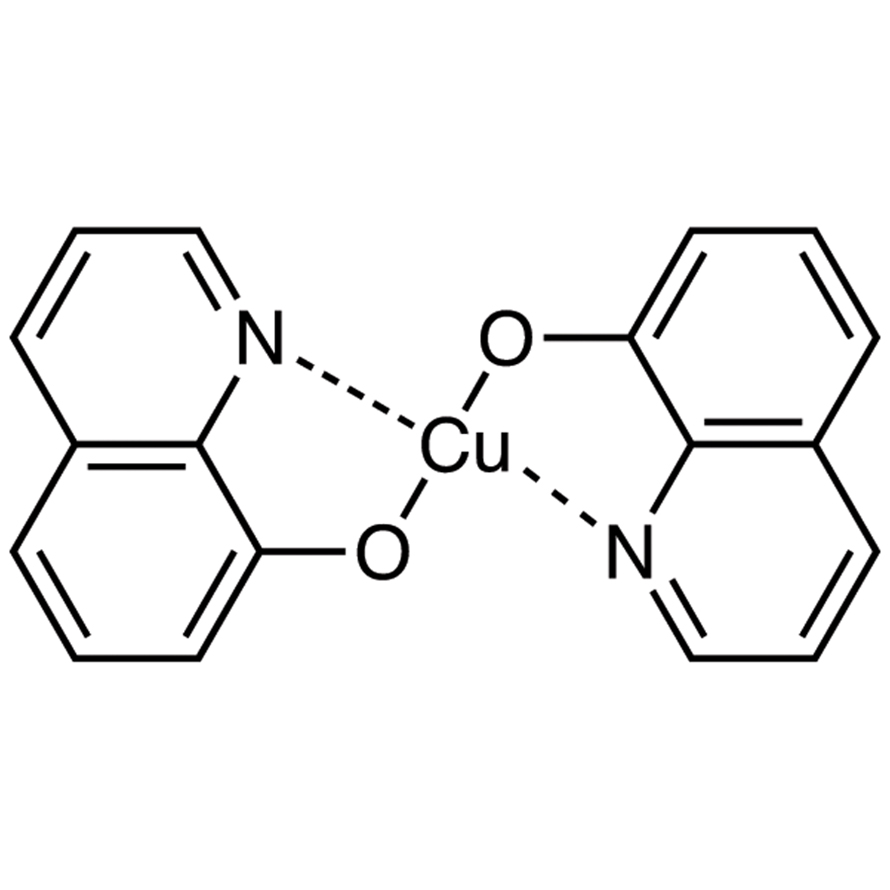 Bis(8-quinolinolato)copper(II) (purified by sublimation)